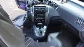 Hyundai Tucson I 2.7 AT (173 л.с.) 4WD 2004 г.в.