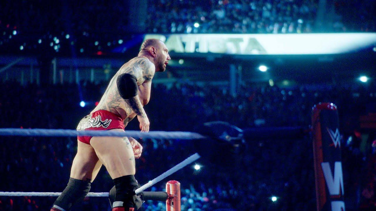 RZA talks about meeting Batista: WWE 24: Batista extra