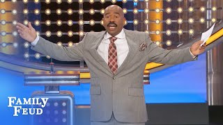 God, do I HAVE to do that? | Family Feud