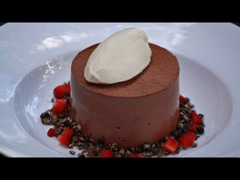 Chocolate Recipes - Rich Chocolate Mocha Mousse Recipe
