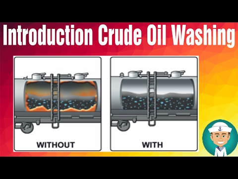 Introduction Crude Oil Washing