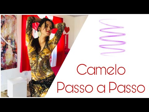 ✅ Camelo Passo a Passo com Dicas Dança Do Ventre Online Patrícia Cavalcante