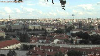 Prague Skyline, Czech Republic, Collage Video - youtube.com/tanvideo11