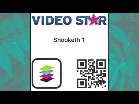 qr codes for video star