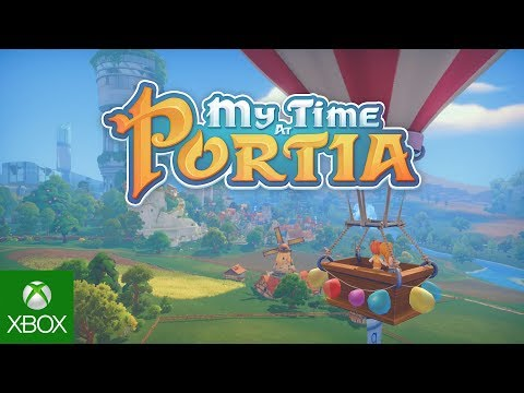My Time at Portia - Announcement Trailer