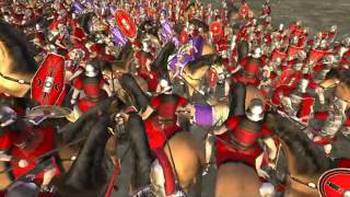 Pharsalus - Like Battle RTW ( Caesar vs Pompey the Great in the Roman Civil War)
