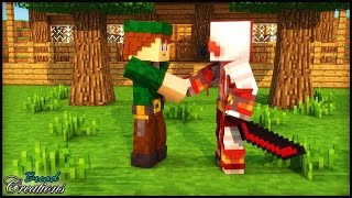 minecraft pe 0121 god of war mod