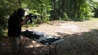 Shooting AR15 pistol in 7.62x39
