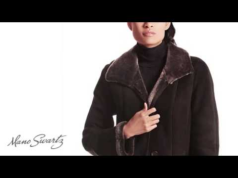 What is a Shearling Fur Coat? | Mano Swartz Furs Baltimore MD