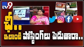 Ramya over fake news sites make money - TV9