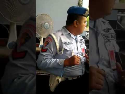 Imron provost Halim Perdanakusuma