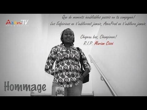 Hommage à Mariam Cissé, Accessoiriste Enfoiriens.