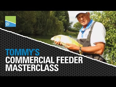 Tommy Pickering's Commercial Feeder Masterclass