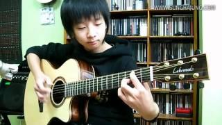Haru haru guitar nghe rất hay
