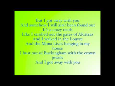 I Got Away With You- Luke Combs Lyrics
