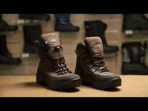 Зимняя обувь для охоты и рыбалки из натуральных материалов Крепыж