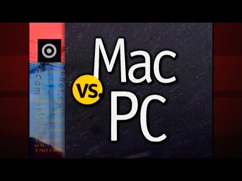 Watch users sound off on Mac v. PC debate in 1995 (CNET Video Vault)