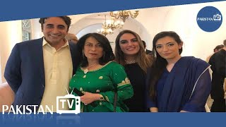 Bilawal celebrates Eid with family in London