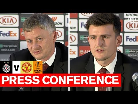 Pre Match Press Conference | FK Partizan v Manchester United | UEFA Europa League