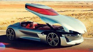 Топ 10 Удивительных Концептов Машин | Автомобили Будущего