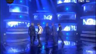 110113 MBLAQ - Cry & Stay