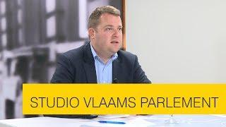 Studio Vlaams Parlement: Joris Pochet over het Belgische voetbalschandaal