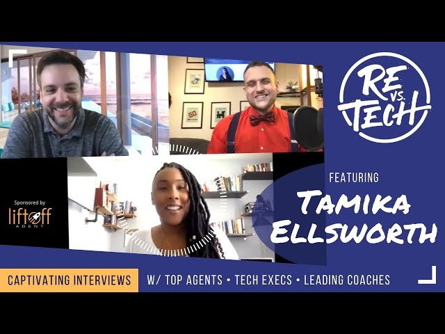 Real Estate Vs Tech with Tamika Ellsworth - Episode 026
