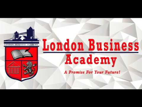 Welcome to London Business Academy !