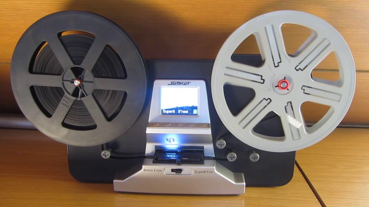 somikon super 8 film scanning monotony youtube. Black Bedroom Furniture Sets. Home Design Ideas