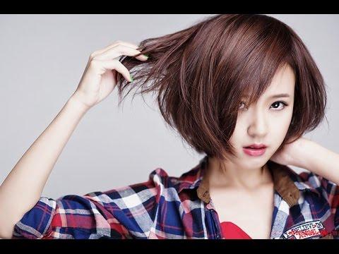 Những kiểu tóc ngắn đẹp hợp thời trang