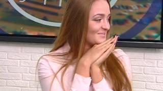 В прямом эфире «Нового утра» корреспонденту ТВК сделали предложение