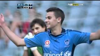 A-League - Sydney FC vs Newcastle Jets (Round 26 2011/2012)
