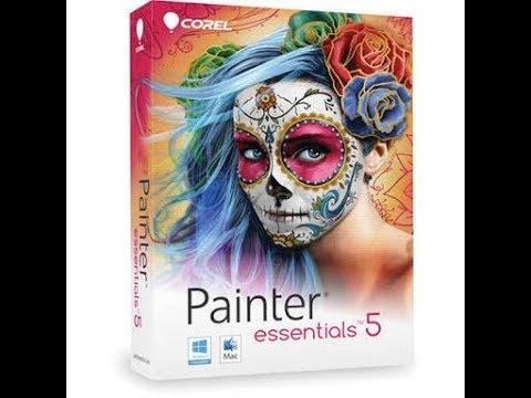 painter essentials 5 trial download