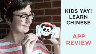 Chinese app review - Kids YAY Learn Chinese