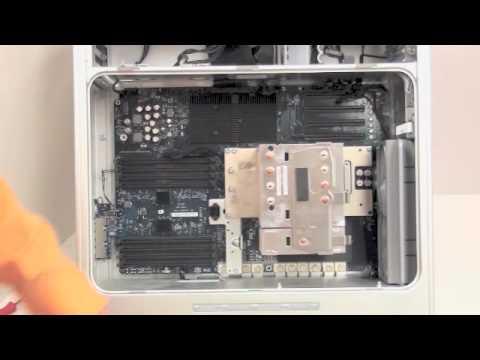 mac pro rear fan replacement