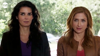 The Best Laid Plans - Front Door I Rizzoli & Isles I Tnt