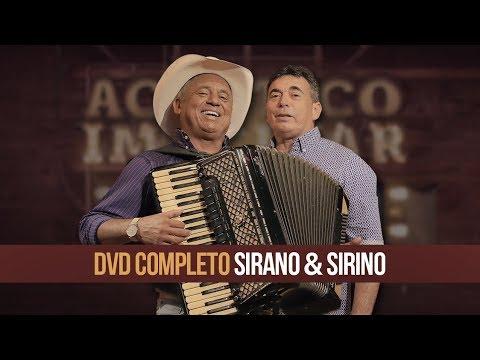 SIRANO & SIRINO - DVD Acústico Imaginar (Sem cortes)