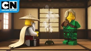 Searching for Quests | Ninjago | Cartoon Network