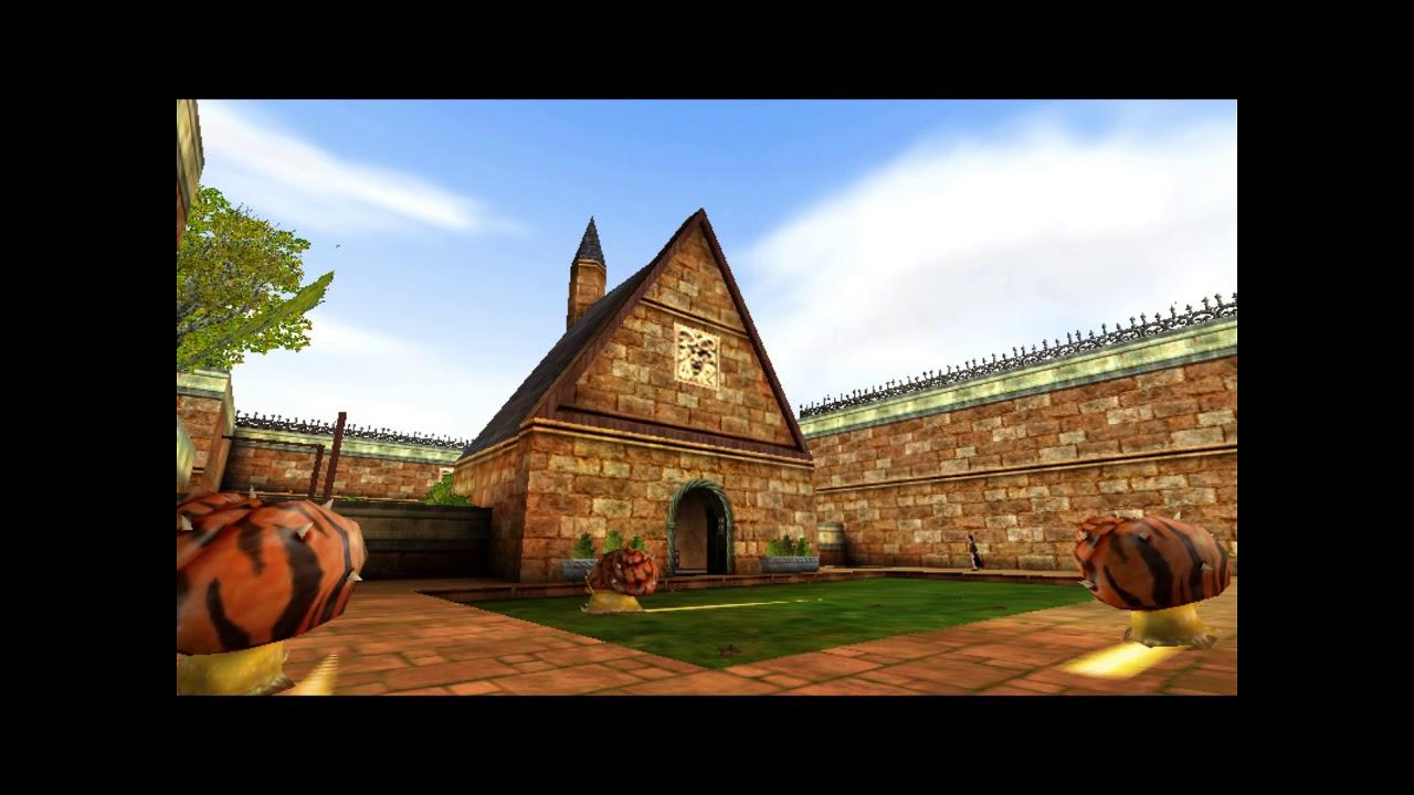 Гарри Поттер и Тайная комната - прохождение игры (без ...