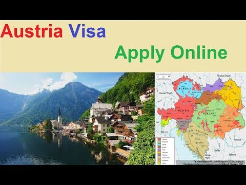Austria Visa Apply Online