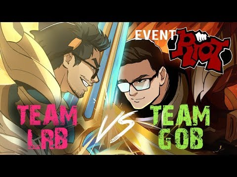 Event League of legends !! Team LRB RIVEN Vs Team GOB YASUO