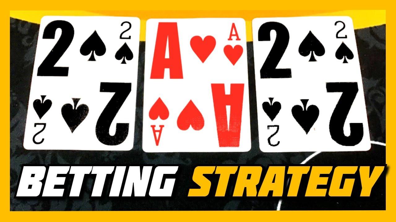 blackjack betting strategy 2-1-2 defense