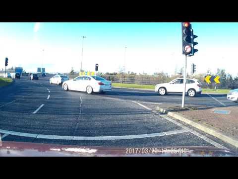 Sandyford M50 junction