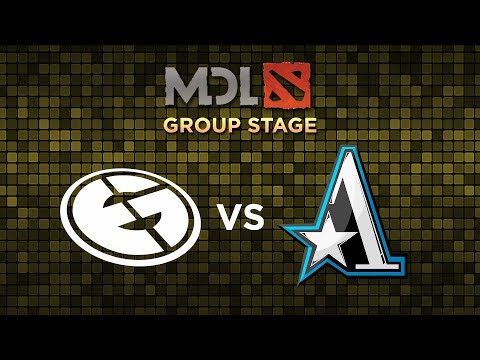 [DOTA2] Aster VS Adroit - MDL Chengdu Major Group Stage Day 2