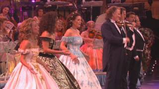 Andre Rieu. At Schonbrunn - 23. Vienna, City of my Dreams [Wien du Stadt meiner Traume]