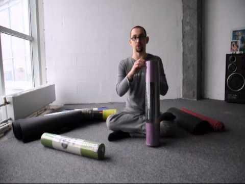 0 - Який килимок для йоги краще вибрати?