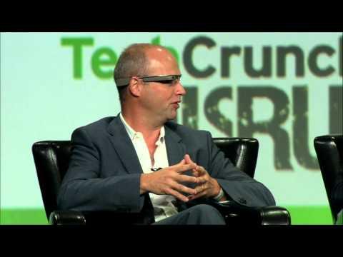 Sebastian Thrun TechCrunch Disrupt SF 2013 Highlights - YouTube