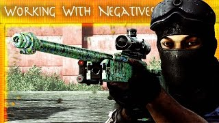 WORKING WITH THE NEGATIVES - Battlefield 4