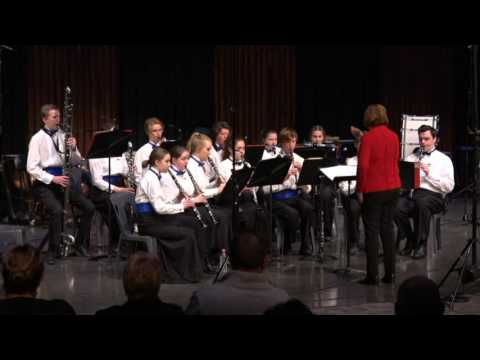With Pride And Grace - Eric Roth, Eltham High School Clarinet Choir