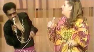 Sammy Davis Jr. & Mama Cass Get Down! - 1969